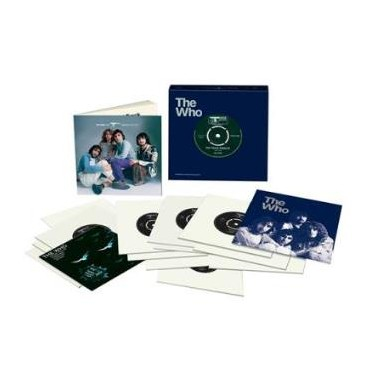 """The Who - The Track Records Singles 1967-1973 15 7"""" Vinyl Limited Edition SALE!!!"""
