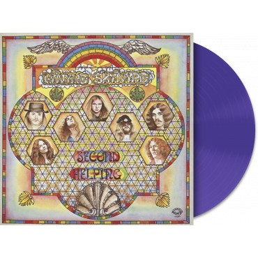 Lynyrd Skynyrd - Second Helping Lp Vinil Morat De 180 Grams Edició Limitada