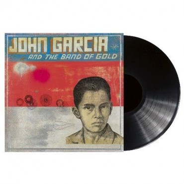 John Garcia - John Garcia & the Band of Gold Lp Vinilo De 180 Gramos