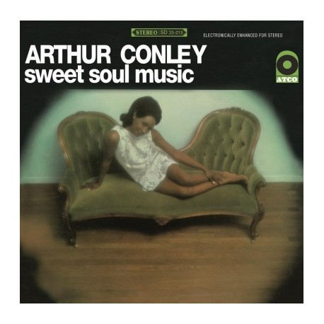 Arthur Conley - Sweet Soul Music Lp Vinilo Edición Limitada MOV