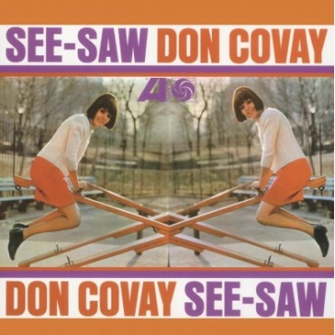 Don Covay - See-Saw Lp Vinil Edició Limitada MOV