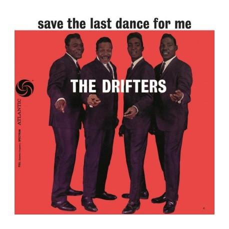Drifters - Save the Last Dance For Me Lp Vinilo Edición Limitada MOV