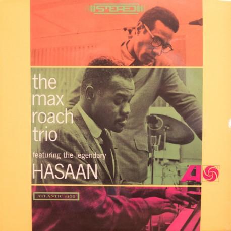 The Max Roach Trio - Featuring The Legendary Hasaan Lp Vinilo De 180 Gramos Edición Numerada De 1000 Copias
