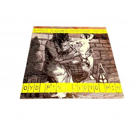 Pink Floyd - Saint Tropez August 1970 Live Lp Vinyl
