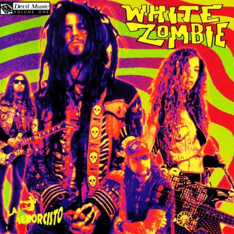 White Zombie - La Sexorcisto: Devil Music Vol. 1 Lp Purple Vinyl MOV Edition 180 Gram Pre Order