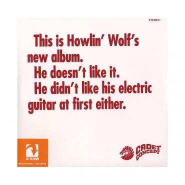 Howlin' Wolf – The Howlin' Wolf Album Lp Vinilo Editado Por Get On Down Records