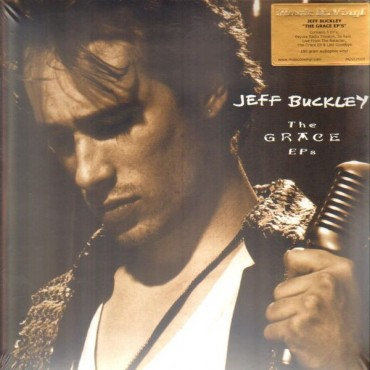 Jeff Buckley - Grace Ep's 5 Lp's Box Set De Cinco Vinilos Editado Por Music On Vinyl