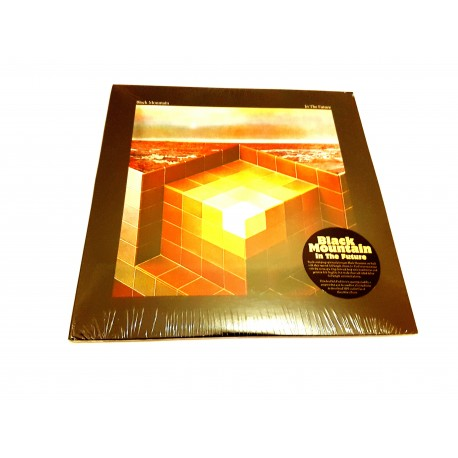 Black Mountain - In The future 2 Lp Vinil Tip On Gatefold