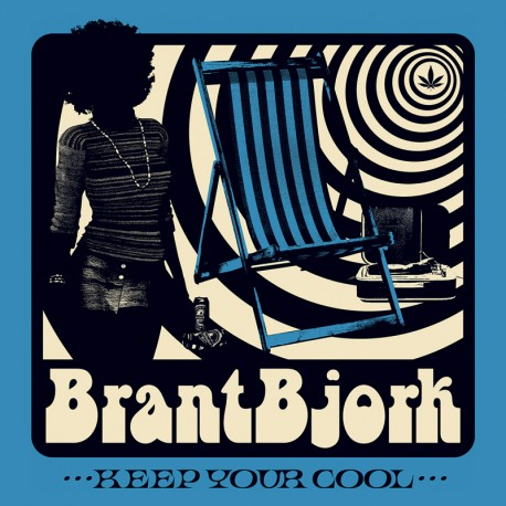 Brant Bjork - Keep Your Cool Lp Vinil De Color Edició Limitada Pre Comanda