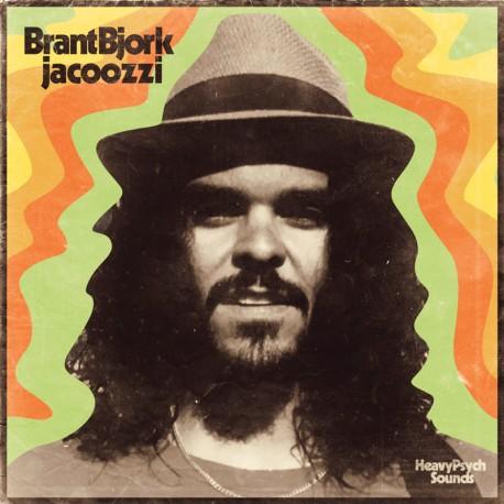 Brant Bjork - Jacoozzi Lp Vinilo Negro Pre Pedido