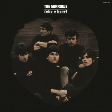 The Sorrows - Take a Heart Lp Vinilo De 180 Gramos MOV OFERTA!!!