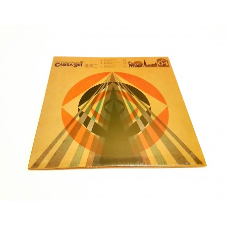Causa Sui - Pewt'r Sessions 1 y 2 2 Lp Vinilo El Paraiso Records