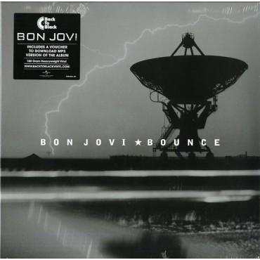 Bon Jovi - Bounce Lp 180 Gram Vinyl SALE!!!