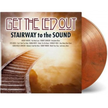 Varios - Get the Led Out, Stairway To The Sound Lp Vinilo De Color OFERTA!!!