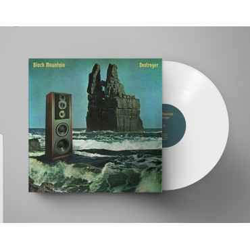 Black Mountain - Destroyer Lp White Vinyl Limited Edition