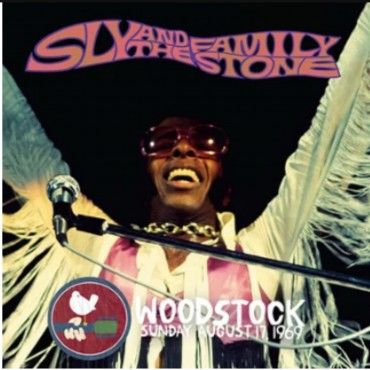 Sly And The Family Stone - Live at Woodstock 2 Lp Doble Vinilo RSD 2019 (Lunes 15/04/19)