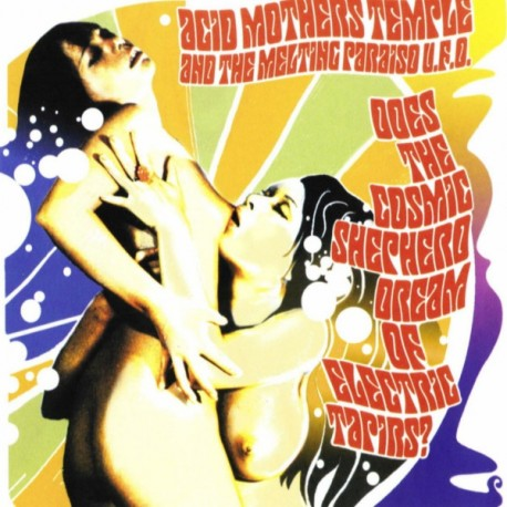 Acid Mothers Temple – Does The Cosmic Shepherd... 2 Lp Doble Vinilo Edición Limitada RSD 2019