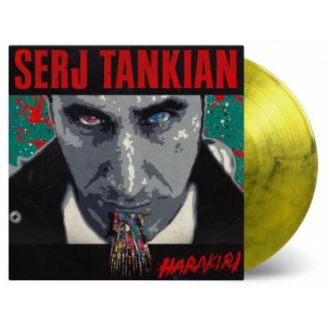 Serj Tankian - Harakiri Lp Vinilo De Color Portada Gatefold Edición Limitada RSD 2019