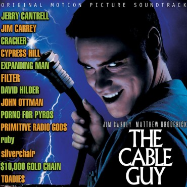 OST - The Cable Guy 2 Lp Double Color Vinyl Limited Edition Of 1000 Copies RSD 2019
