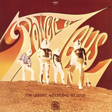 Power Of Zeus - Gospel According To Zeus Lp Vinyl Limited Edition Of 1000 Copies RSD 2019
