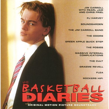B.S.O - Basketball Diaries 2 Lp Doble Vinilo Naranja Edición Limitada De 1000 Copias RSD 2019