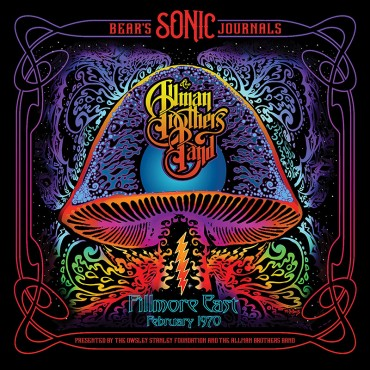 Allman Brothers - Band Bear's Sonic Journals 2 Lp Double Vinyl Pre Order