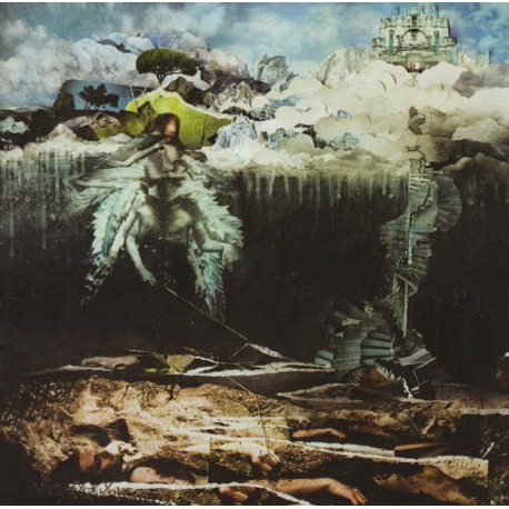 John Frusciante – The Empyrean 2 Lp Double Vinyl Limited Edition