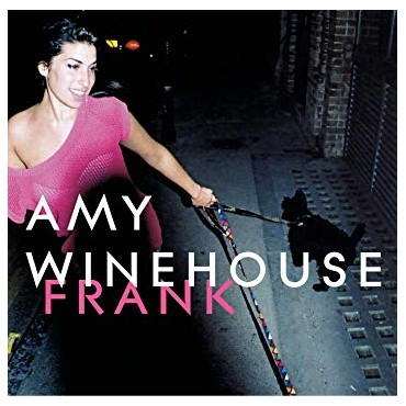 Amy Winehouse - Frank Lp Pink Vinyl Limited Edition Pre Order
