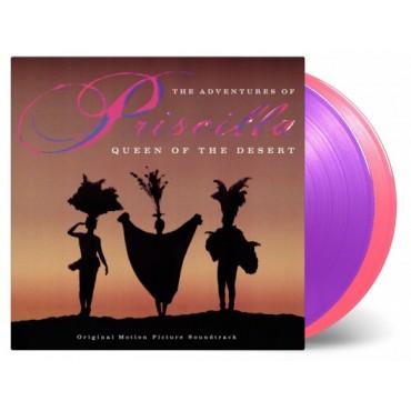 Various – The Adventures Of Priscilla Queen Of The Desert 2 Lp Double Color Vinyl MOV