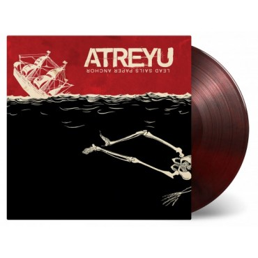 Atreyu – Lead Sails Paper Anchor Lp Vinyl Limited Edition MOV Pre Order