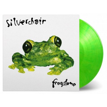 Silverchair - Frogstomp 2 Lp Double Color Vinyl Limited Edition Of 5000 Copies MOV Pre Order