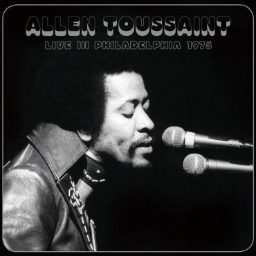 Allen Toussaint ‎– Live In Philadelphia 1975 Lp Vinyl Limited Edition Record Store Day 2016