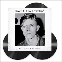 David Bowie - Clareville Grove Demos Vinyl Box Set (Contains 3 Singles)Limited Edition