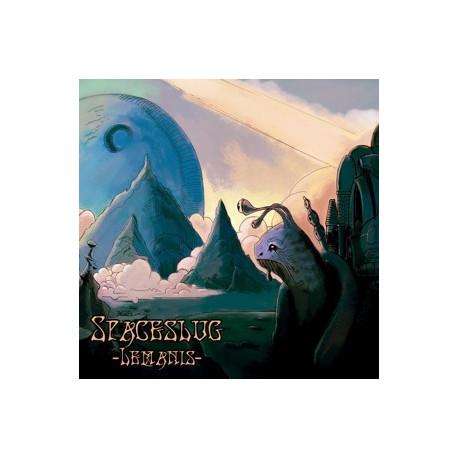 Spaceslug - Lemanis Lp Splatter Vinyl Limited Edition Of 150 Copies