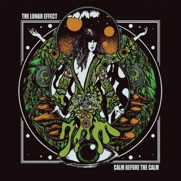 The Lunar Effect – Calm Before The Calm Lp. SplatterVinyl Limited Edition Of 200 Copies.