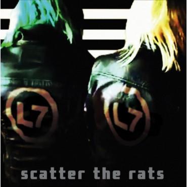 L7 – Scatter the Rats Lp Vinilo Edición Limitada