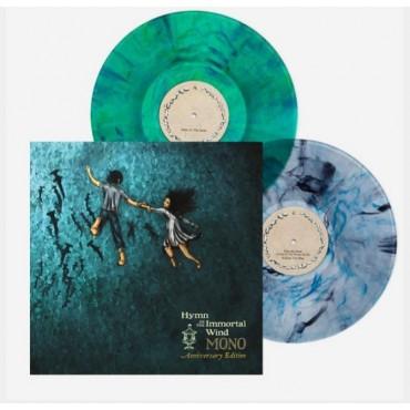Mono - Hymn To The Immortal Wind 2 Lp Doble Vinilo De Color Edición Limitada