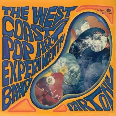 The West Coast Pop Art Experimental Band – Part One Lp Vinilo Original Mono Mixes