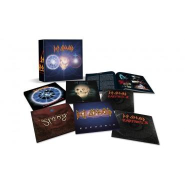 Def Leppard - Vinyl Collection: Vol.2 10 LP Box Set Vinil
