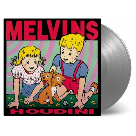 Melvins - Houdini Lp Grey Vinyl Limited Edition Of 1500 Copies MOV