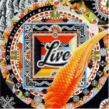 Live - Distance To Here Lp Vinilo De 180 Gramos MOV OFERTA!!!