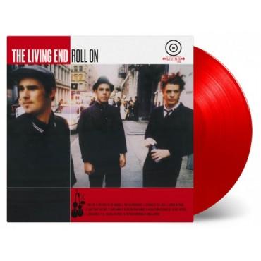 Living End - Roll On Lp Vinilo Rojo De 180 Gramos Edición Limitada MOV OFERTA!!!