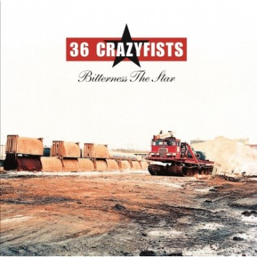 36 Crazyfists - Bitterness the Star Lp Vinilo De 180 Gramos MOV OFERTA!!!!