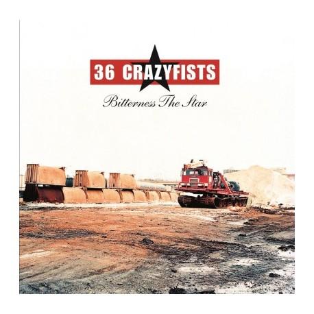 36 Crazyfists - Bitterness the Star Lp 180 Gram Vinyl MOV SALE!!!