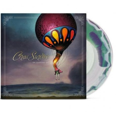 Circa Survive - On Letting Go Lp Color Vinyl Limited Edition Pre Order