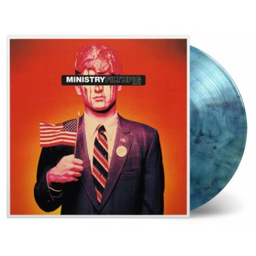 Ministry - Filth Pig Lp Color Vinyl Limited Edition Of 1500 Copies MOV Pre Order