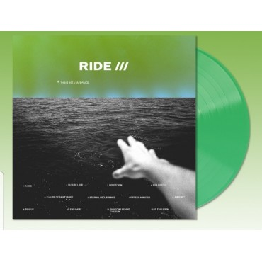 Ride - This Is Not A Safe Place 2 Lp Doble Vinilo De Color Edición Limitada