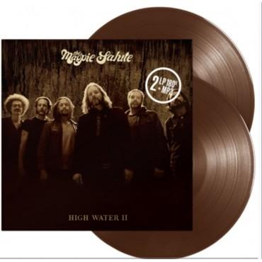Magpie Salute - High Water II 2 Lp Doble Vinilo De Color Edición Limitada Pre Pedido
