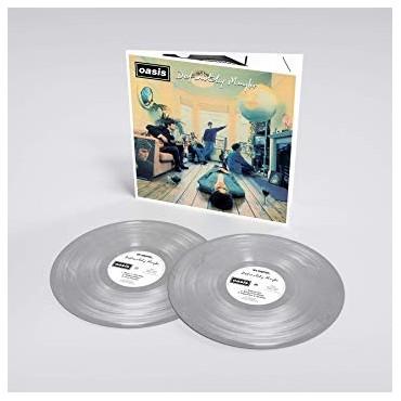 Oasis - Definitely Maybe 2 Lp Doble Vinilo De Color Edición Limitada Pre Pedido
