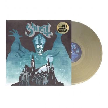 Ghost - Opvs Eponymovs Lp Vinilo De Color Oro Edición Limitada a 1000 Copias